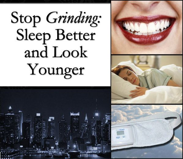 Stop Grinding: Sleep Better and Look Younger post image