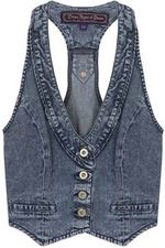 divine rights, divine rights of denim, vest, denim vest, fashion, style