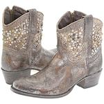 Frye, boots, shoes, studded boots