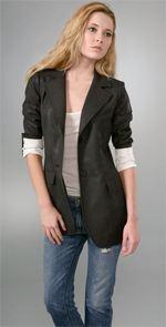 Smythe, fashion, style blazer, boyfriend blazer