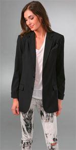 alice + olivia, blazer, boyfriend blazer, fashion, style