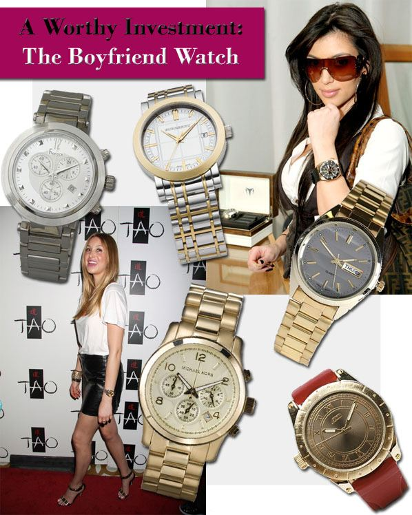 A Worthy Investment: The Boyfriend Watch post image