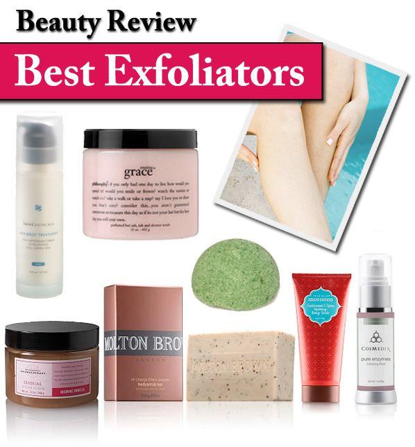 Beauty Review: Best Exfoliators post image