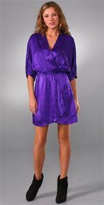 aka new york, dress, purple dress