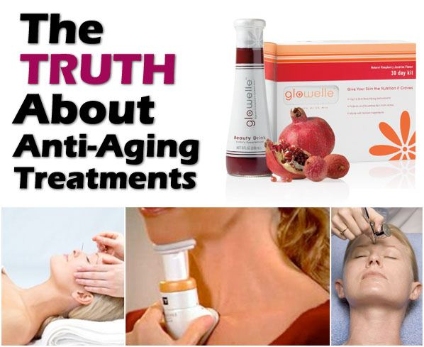 The Truth About Anti-Aging Treatments post image