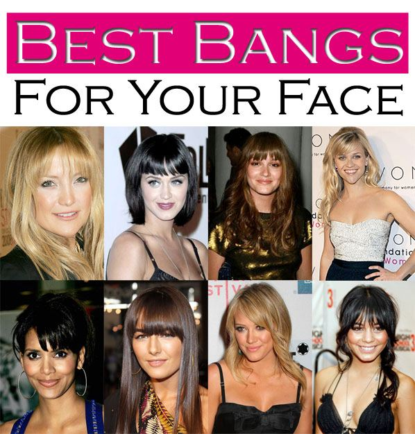 Best Bangs For Your Face Shape post image