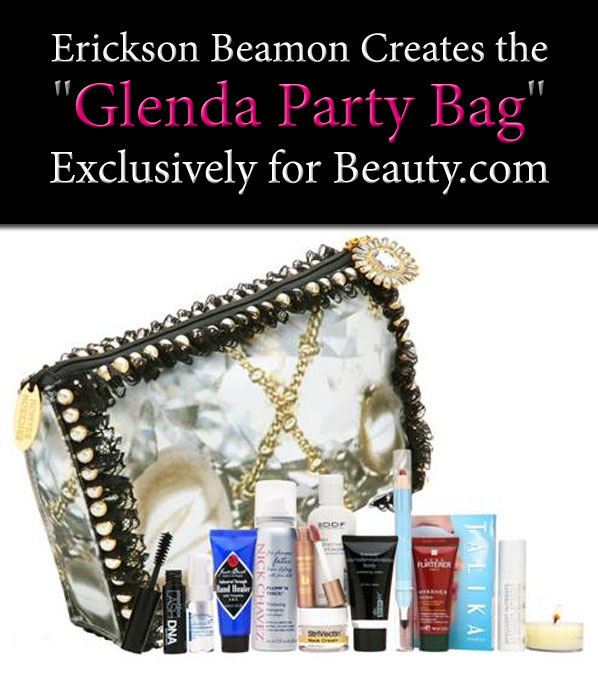 """Erickson Beamon Creates the """"Glenda Party Bag"""" Exclusively For Beauty.com post image"""