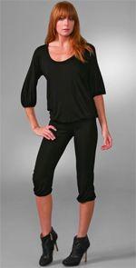 lna, jumpsuit, black jumpsuit, fashion, style