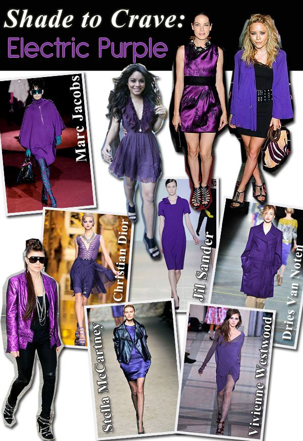 Shade to Crave: Electric Purple post image