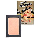 thebalm, blush, makeup, beauty, shimmer, cheek color