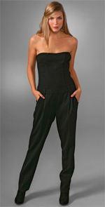 theory, jumpsuit, black jumpsuit, fashion, style
