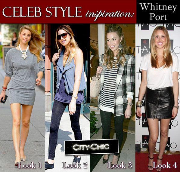 Celeb Style Inspiration: Whitney Port post image