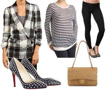 whitney-port-look-3, Whitney Port, fashion, style, Alexander Wang, Walter, Chanel, Christian Loubotin