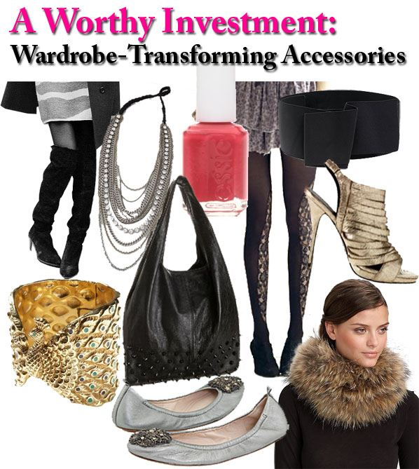 A Worthy Investment: Wardrobe-Transforming Accessories post image