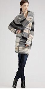 larok, sweater, knit, cardigan