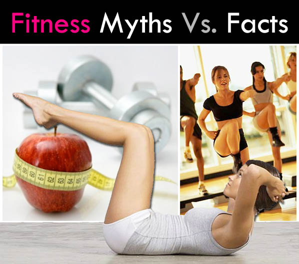 Fitness Myths Vs. Facts post image
