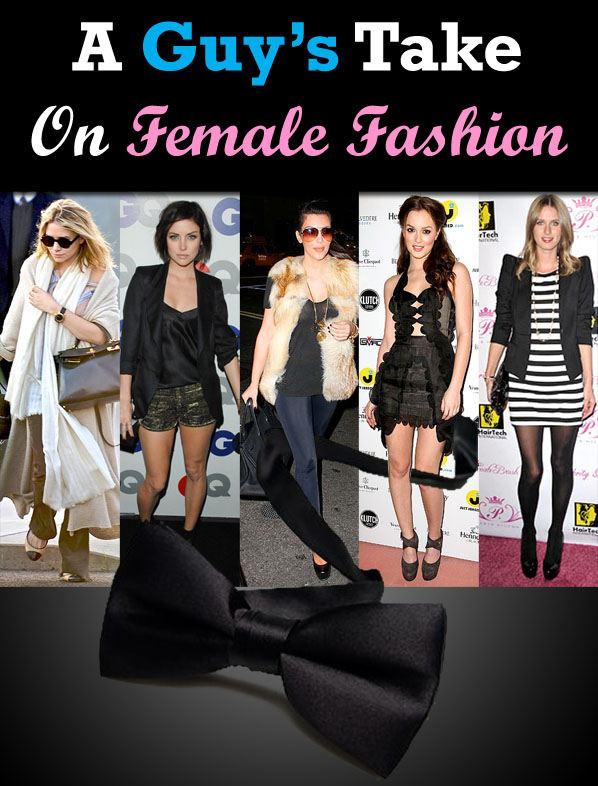A Guy's Take On Female Fashion post image