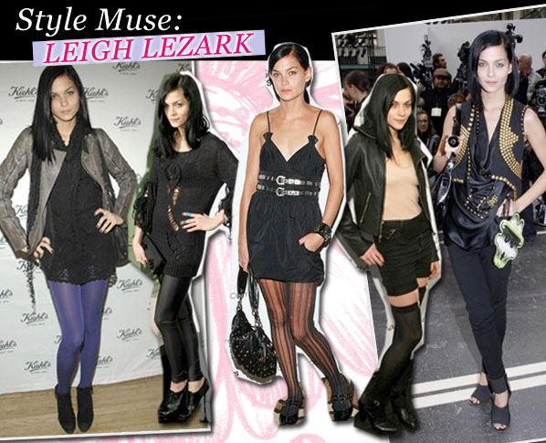 Style Muse: Leigh Lezark post image
