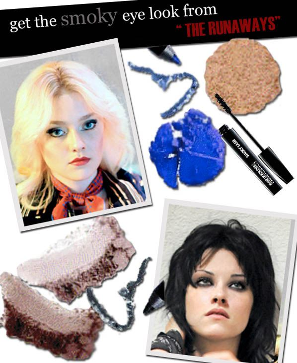 """Get the Smoky Eye Look from """"The Runaways"""" post image"""