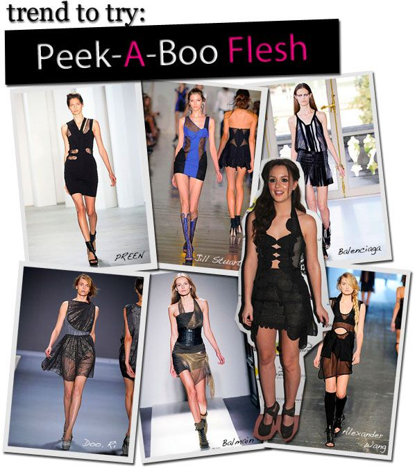 Trend to Try: Peek-A-Boo Flesh post image