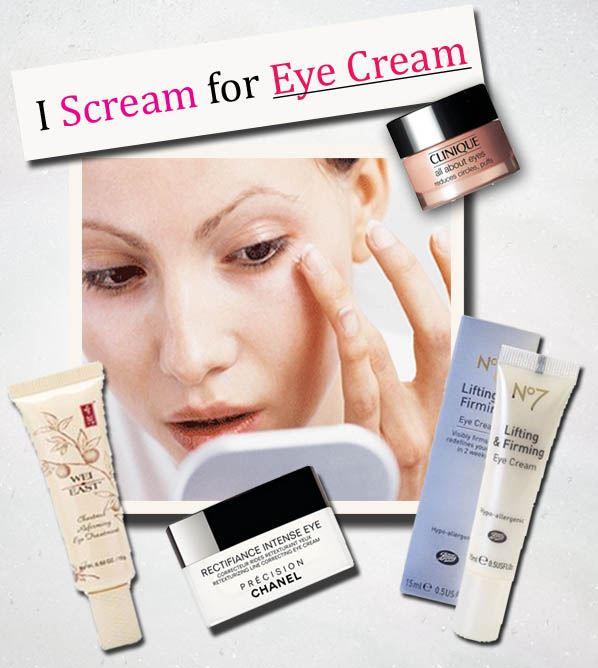 I Scream for Eye Cream post image