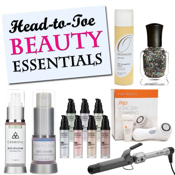 Head-to-Toe Beauty Essentials post image