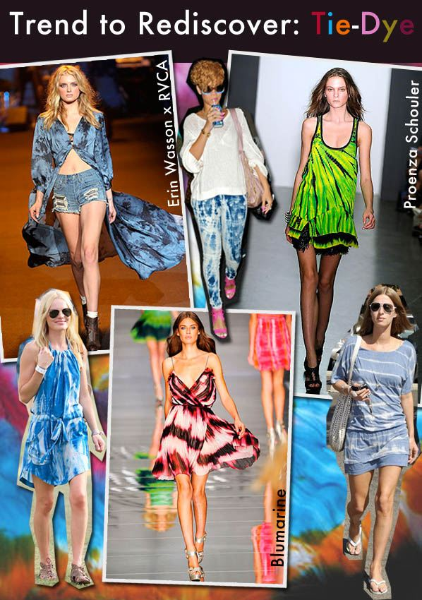 Trend to Rediscover: Tie Dye post image