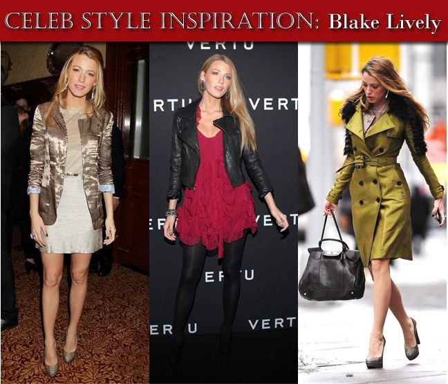 Celeb Style Inspiration: Blake Lively post image