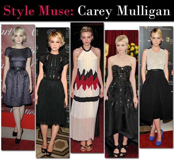 Style Muse: Carey Mulligan post image
