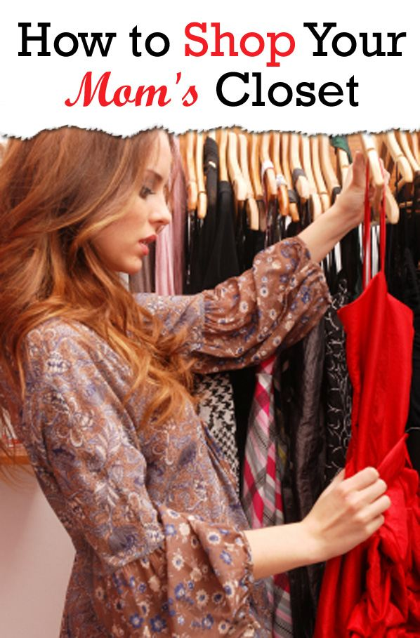 How to Shop Your Mom's Closet post image