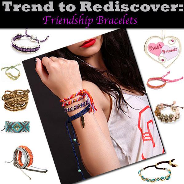 Trend to Rediscover: Friendship Bracelets post image