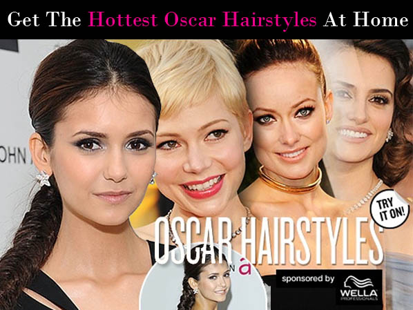 Get The Hottest Oscar Hairstyles At Home! post image