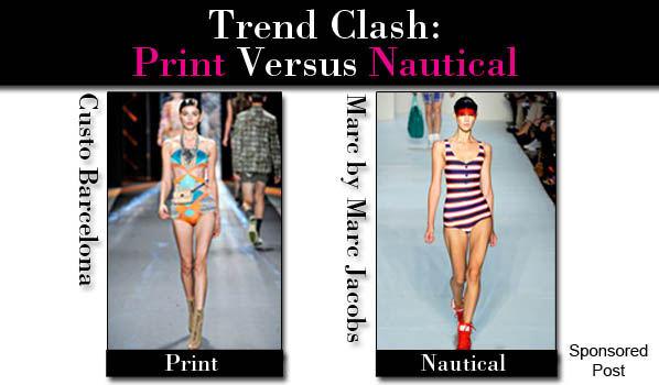 Trend Clash: Print Versus Nautical post image