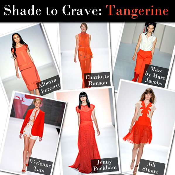 Shade to Crave: Tangerine post image