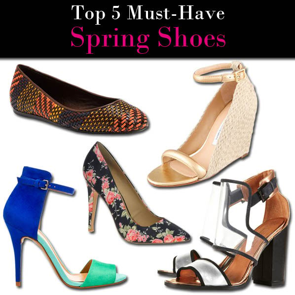 Top 5 Must-Have Spring Shoes post image