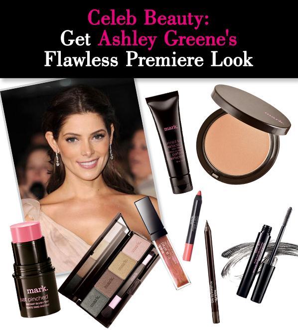 Celeb Beauty: Get Ashley Greene's Flawless Premiere Look post image