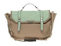 ASOS Satchel Bag With Metal Corners-200px