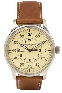 Grande Seconde Stainless Steel Watch-200px
