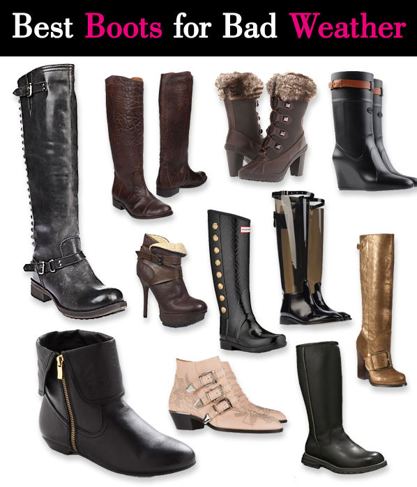 Best Boots for Bad Weather post image