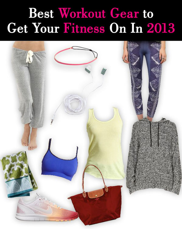 Best Workout Gear to Get Your Fitness On In 2013 post image