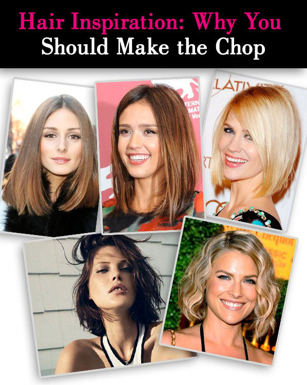 Hair Inspiration: Why You Should Make the Chop post image