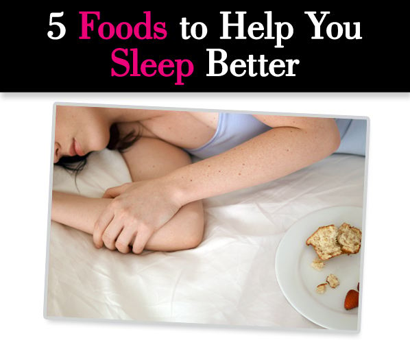 5 Foods to Help You Sleep Better post image