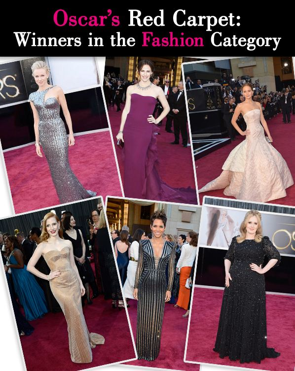 Oscar's Red Carpet: Winners in the Fashion Category post image