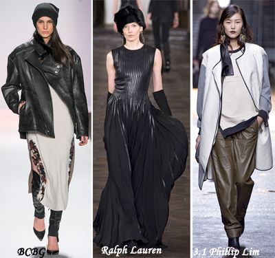 Trend leather
