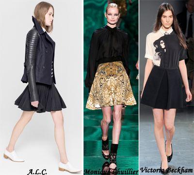 Trend short skirts
