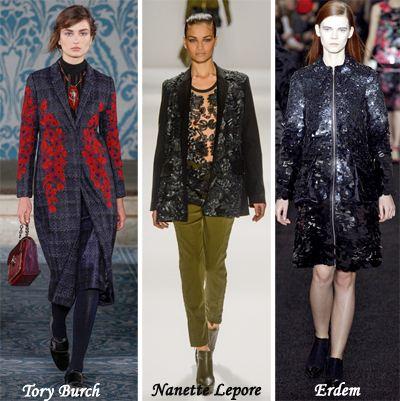 Trends coats