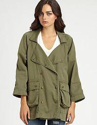 current elliott infantry jacket