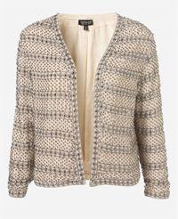 topshop embellished jacket