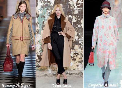 trend oversized coat