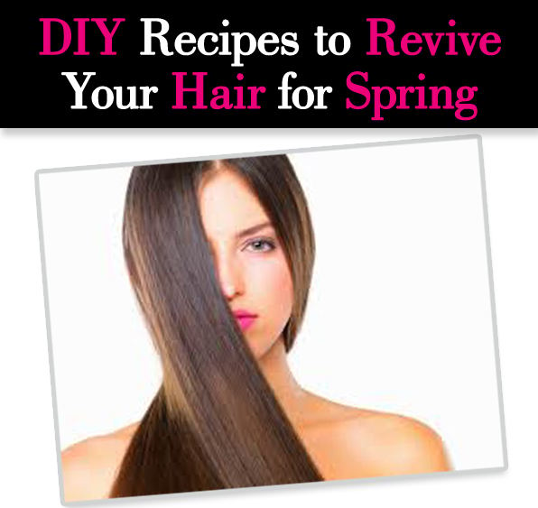 DIY Recipes to Revive Your Hair for Spring post image